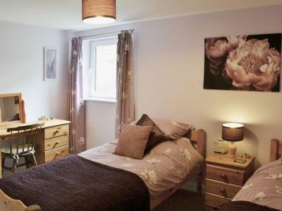 Twin bedroom | Kiln Hill Cottage, Bassenthwaite, nr. Keswick