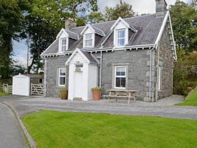 Exterior | Glenhowl Lodge, Dalry, nr. Castle Douglas