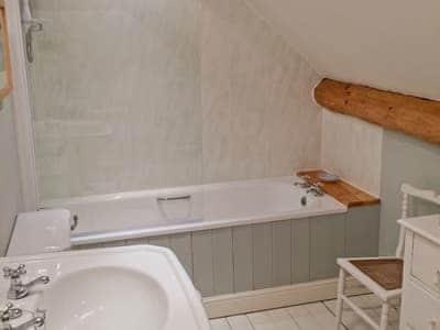 Bathroom   Warren Farmhouse, Kildale, nr. Whitby
