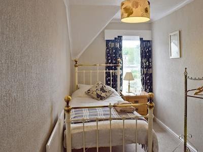 Cosy single bedroom | Ullscroft, Keswick