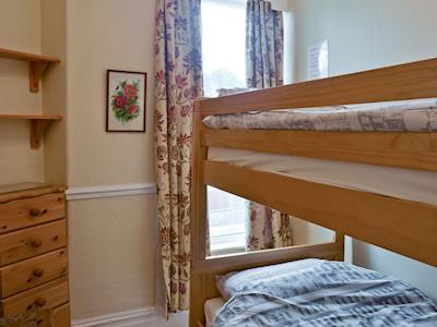 Convenient bunk bedroom | Ullscroft, Keswick