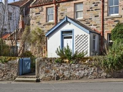 Exterior |  Sands Cottage, Crail, nr. St Andrews