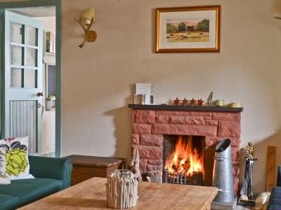 Living room |  Sands Cottage, Crail, nr. St Andrews