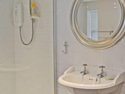 Annexe Shower Room |  Sands Cottage, Crail, nr. St Andrews