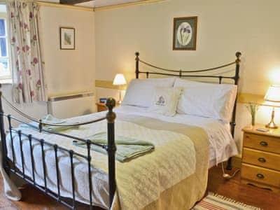 Double bedroom   Churchtown House, Cartmel, nr. Grange-over-Sands