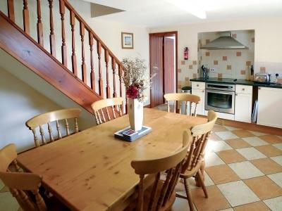 Kitchen/diner | Oak Cottage, Sneaton near Whitby