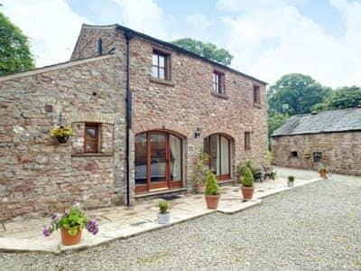 Exterior | Granary Cottages - The Hay Loft, Bleatarn, nr. Kirkby Stephen