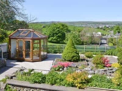 Garden | Parkside Lodge, Kendal