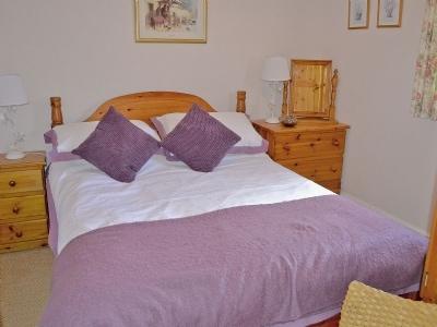 Double bedroom | Beckhouse Farm Cottages - Honeysuckle, Cropton, nr. Pickering