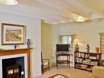 Living room | Blue Door, Kirkcudbright