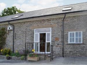Lluest Cottages - The Coach House