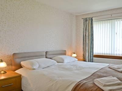 Double bedroom | Rowanlea Cottage, Nairn