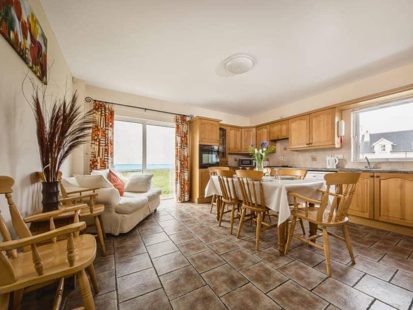 Kitchen/diner | Portbeg Holiday Homes - Property 2, Bundoran, Co. Donegal