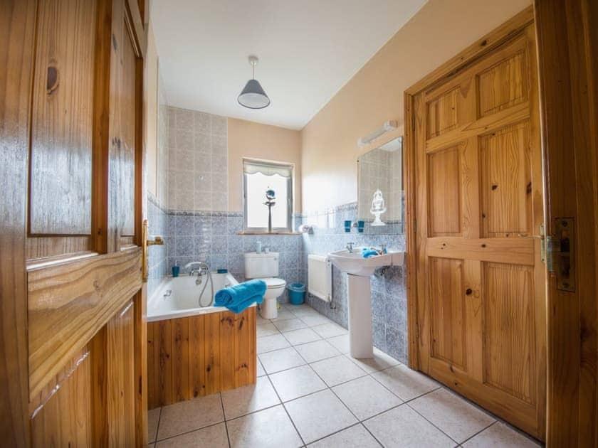 Bathroom | Portbeg Holiday Homes - Property 2, Bundoran, Co. Donegal