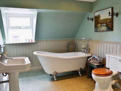Bathroom | Bryn Cadnant, Rhos-on-Sea, nr. Llandudno