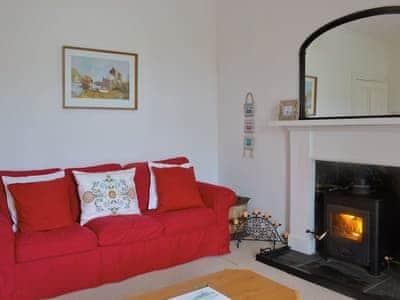 Living room | Queensgate, Tarbert