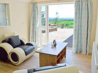 Sitting area | Valley View Barns - Lower Barn, Abbey-Cwm-Hir, nr. Llandrindod Wells