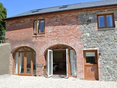 Exterior | Valley View Barns - Lower Barn, Abbey-Cwm-Hir, nr. Llandrindod Wells