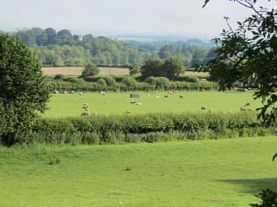 View | Caepost, Talgarth, nr. Brecon