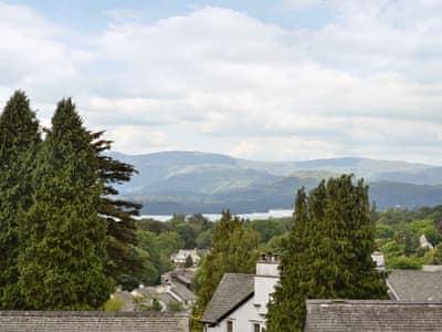 View | Old Heathwaite - High Mere, Windermere