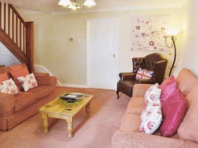 Living room | Swn Y Mor, Conwy