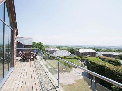 Balcony | High View, St Minver, nr. Wadebridge