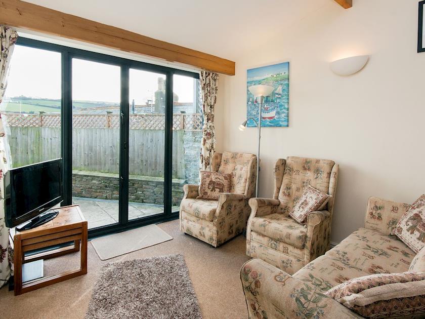 Comfortable living area | Retreat Cottage, Salcombe
