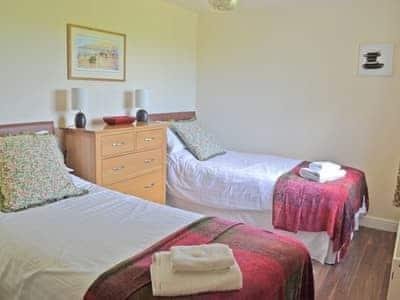 Twin bedroom   The Loft, Nr. Kirkby Lonsdale