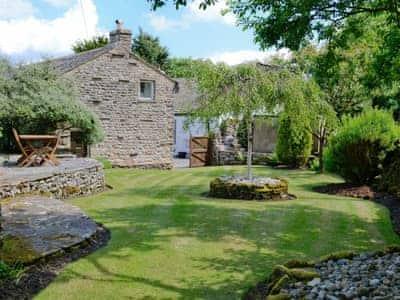Garden | Wood's Barn, Beckermonds, nr. Hawes
