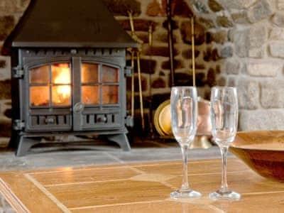 Living room | Golwg y Mynydd, Crynant, nr. Neath