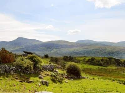 Surrounding area |  Beudy Hen and Ysgubor - Ysgubor, Harlech