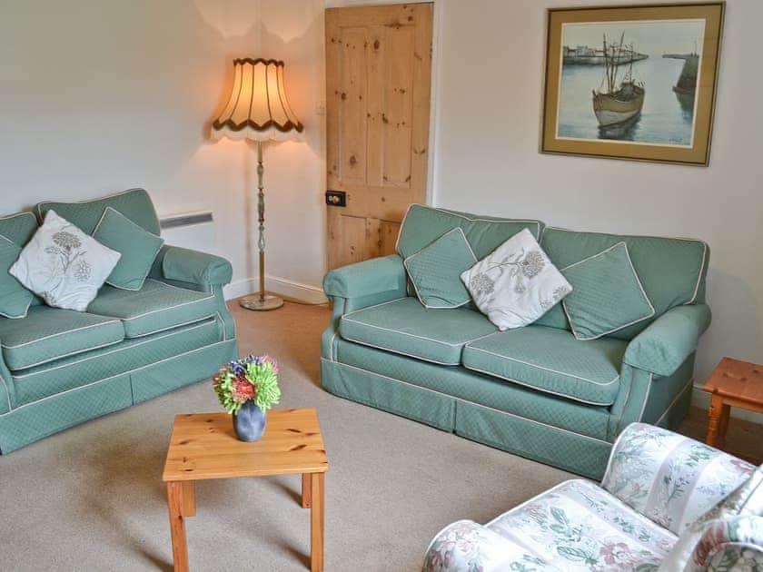 Living room   Bethel Cottage, Sheringham