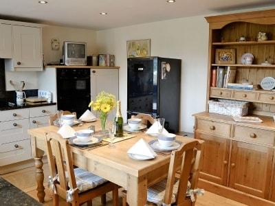 Kitchen/diner | Beech Cottage, Thoralby near Leyburn