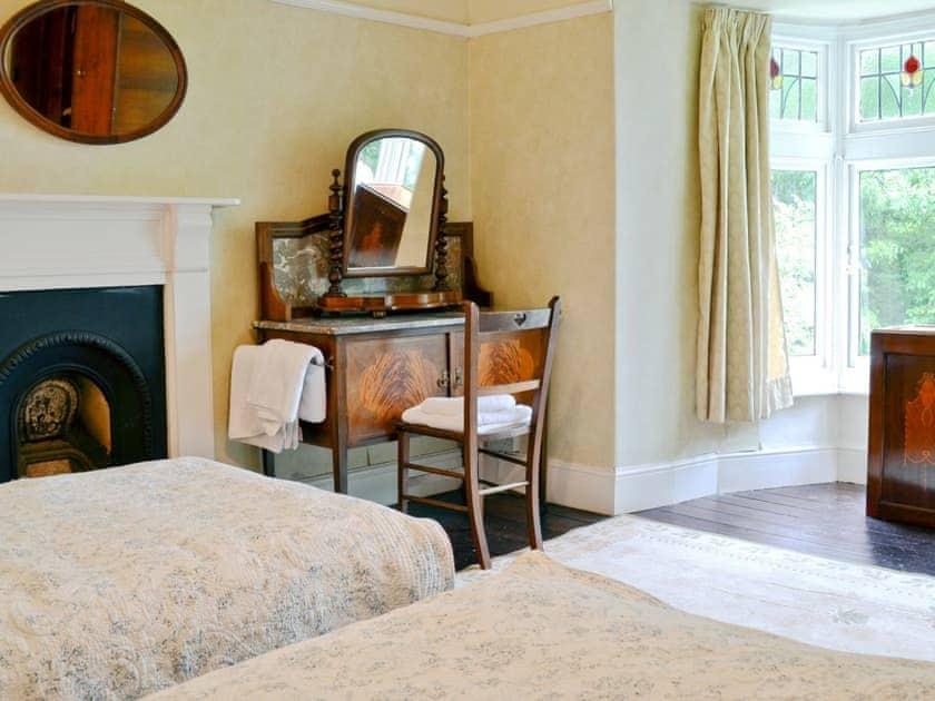 Twin bedroom | Rwgan, Blaencelyn, nr. Llangrannog