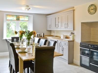 Kitchen/diner   Hauxley Cottages - The Moorings, Hauxley, nr. Amble