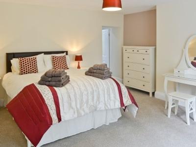 Double bedroom   Hauxley Cottages - The Moorings, Hauxley, nr. Amble