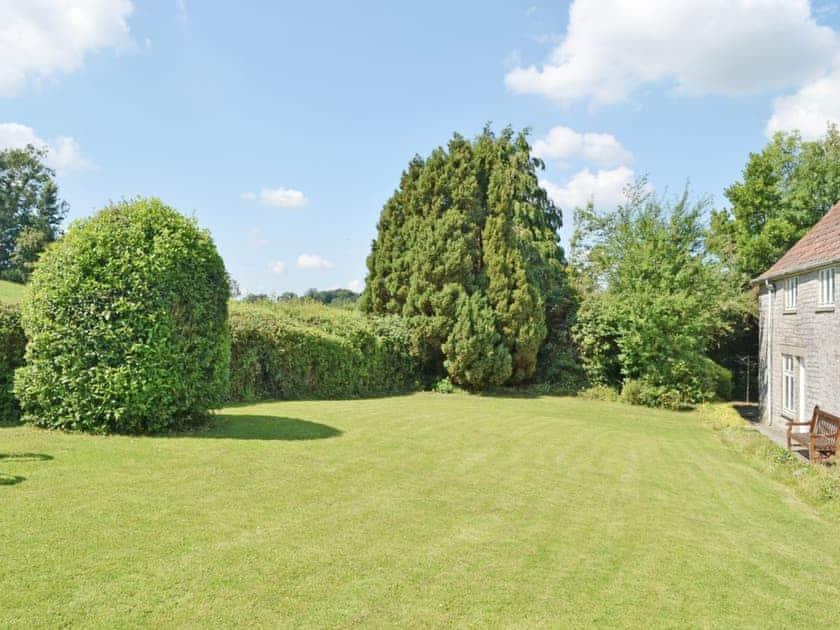Garden   Tilham Cottage, Baltonsborough, nr. Glastonbury