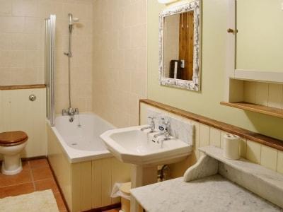 Bathroom   Swallowholm, Arkengarthdale