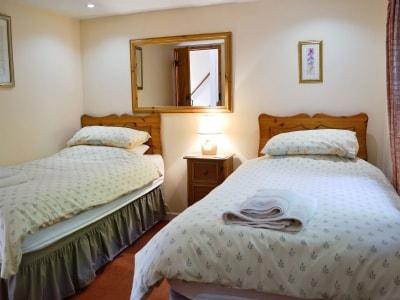 Bedroom | Travellers Rest, Timberscombe, nr. Minehead