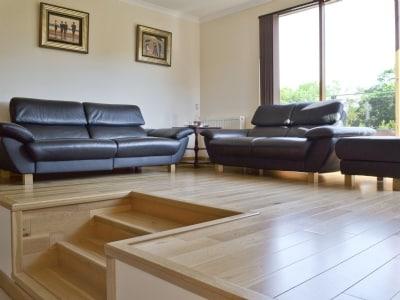 Living room | Balwearie Mill - Balwearie Mill, Kinghorn, nr. Kirkcaldy