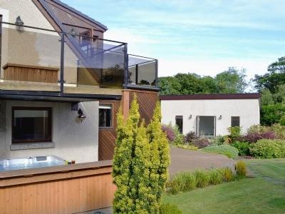 Garden and grounds | Balwearie Mill - Balwearie Mill, Kinghorn, nr. Kirkcaldy