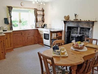 Kitchen/diner | Squirrel Cottage, Palnure near Newton Stewart