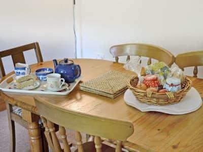 Dining Area | Squirrel Cottage, Palnure near Newton Stewart