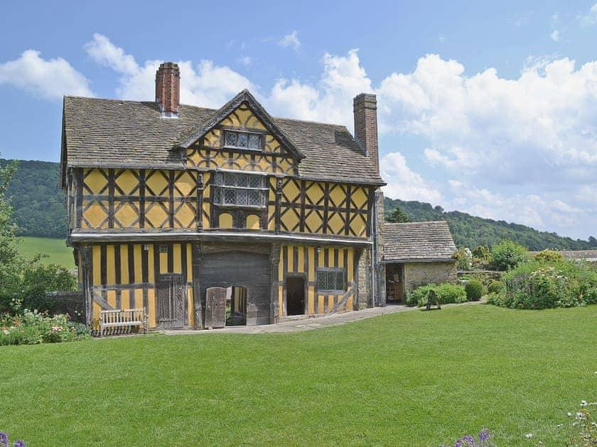 Stokesay Castle | Shropshire, England