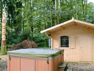 Hot tub | Highcroft, Irthington