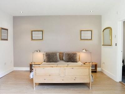 Double bedroom | Highcroft, Irthington