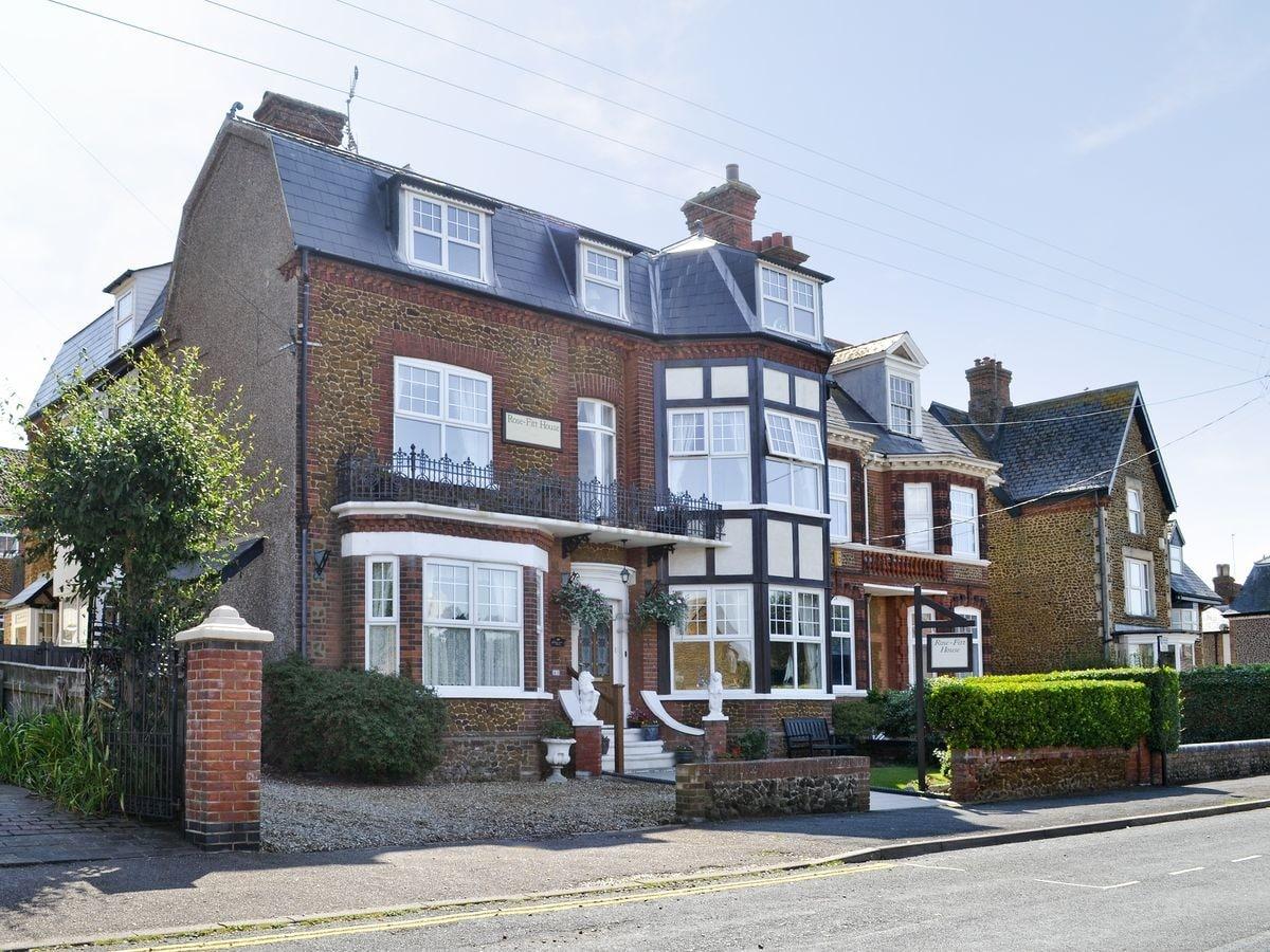 Rose Fitt House, Hunstanton, Norfolk