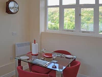 Kitchen/diner | Porter's Lodge, Glyndyfrdwy, nr. Llangollen