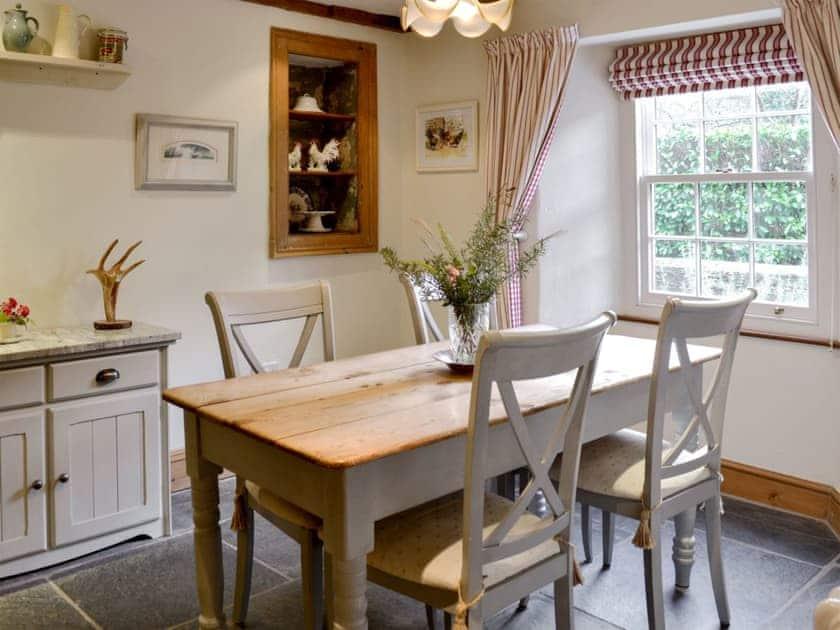 Charming dining room | Norfolk House, Dulverton