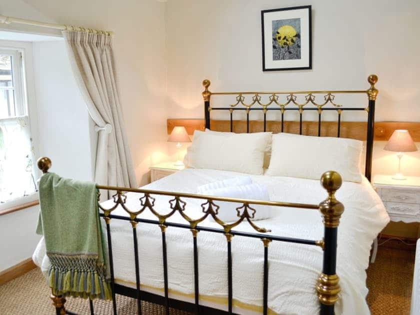 Double bedroom | Norfolk House, Dulverton